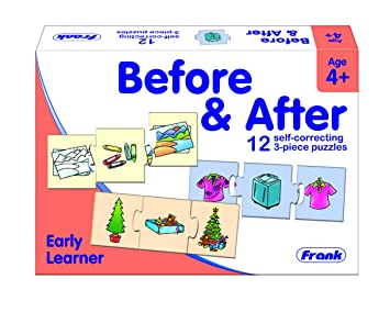 Frank Before & After -Early Learners