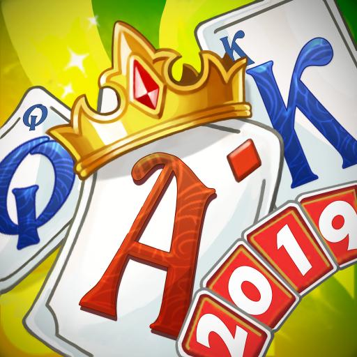 Magic Solitaire TriPeaks Cards Adventure (Magic Adventure Games)