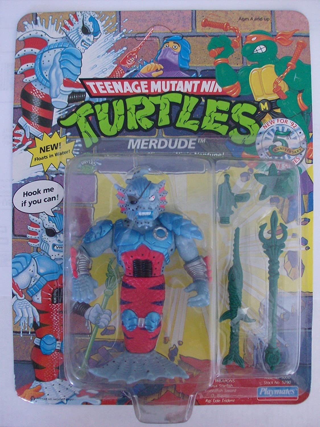 Amazon.com: TMNT merdude: Toys & Games