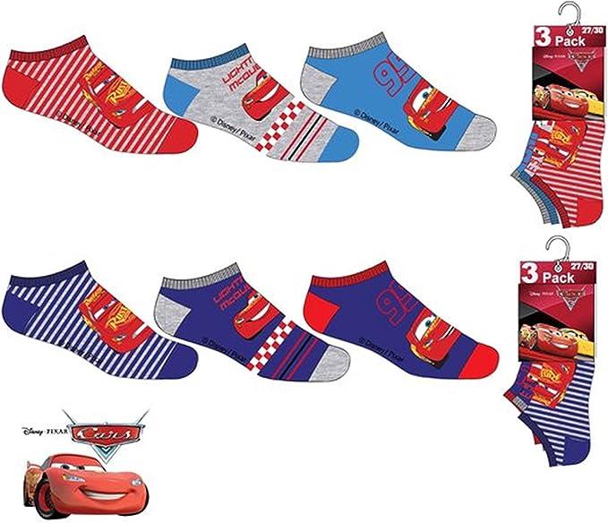 Pack 6 pares de calcetines cortos (tobilleros) 6 modelos ...