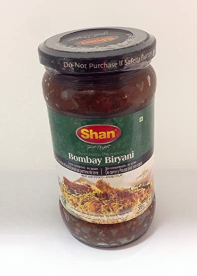 Shan Concentrated Cooking Sauces (10.94 oz) (Bombay Biryani)