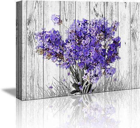 Room Decor Digital Art Lavender Boho Digital Print Wall Decor Purple Digital Download Floral Wall Art Home Decor Bedroom Wall Decor
