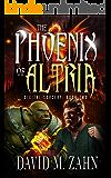The Phoenix of Altria: Digital Sorcery Book 2 (A LitRPG Series)