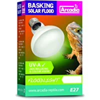Arcadia Basking Solar Flood Lamps 75W