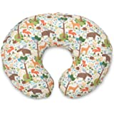 Boppy Original Nursing Pillow Cover, Earth Tone Woodland, Cotton Blend Fabric with Allover Fashion, Fits All Boppy Nursing Pi