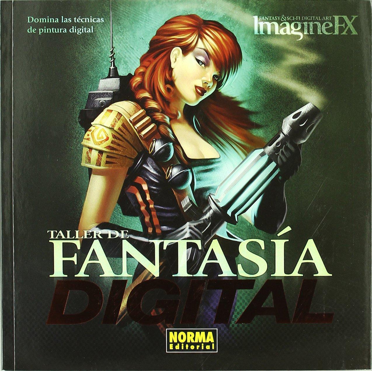 TALLER DE FANTASÍA DIGITAL (LIBROS TEÓRICOS USA): Amazon.es: ImagineFX: Libros