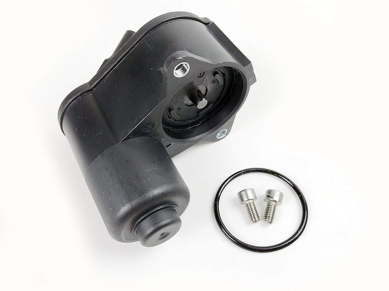 Rear Brake Caliper Electric Parking Handbrake Motor 6 TOOTH with Fixing Kit 3C0998281 (2005-2010) Just German Parts