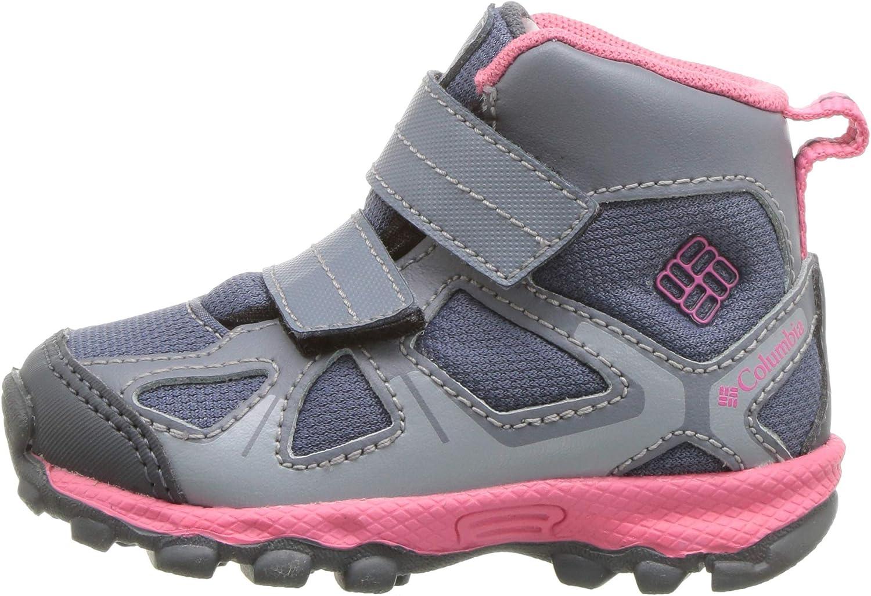 Columbia Kids Toddler Peakfreak XCRSN Mid Waterproof Hiking Shoe