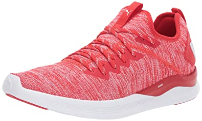 cheap for discount 95a58 b6130 PUMA190508 01 - Ignite Flash Evoknit Homme, Rouge (High Risk Red-puma White