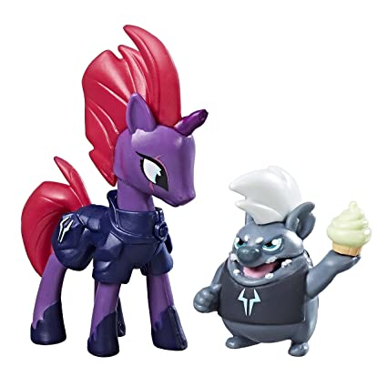 Buy My Little Pony Fim Tempest Shadow And Grubber Toy Figure Online
