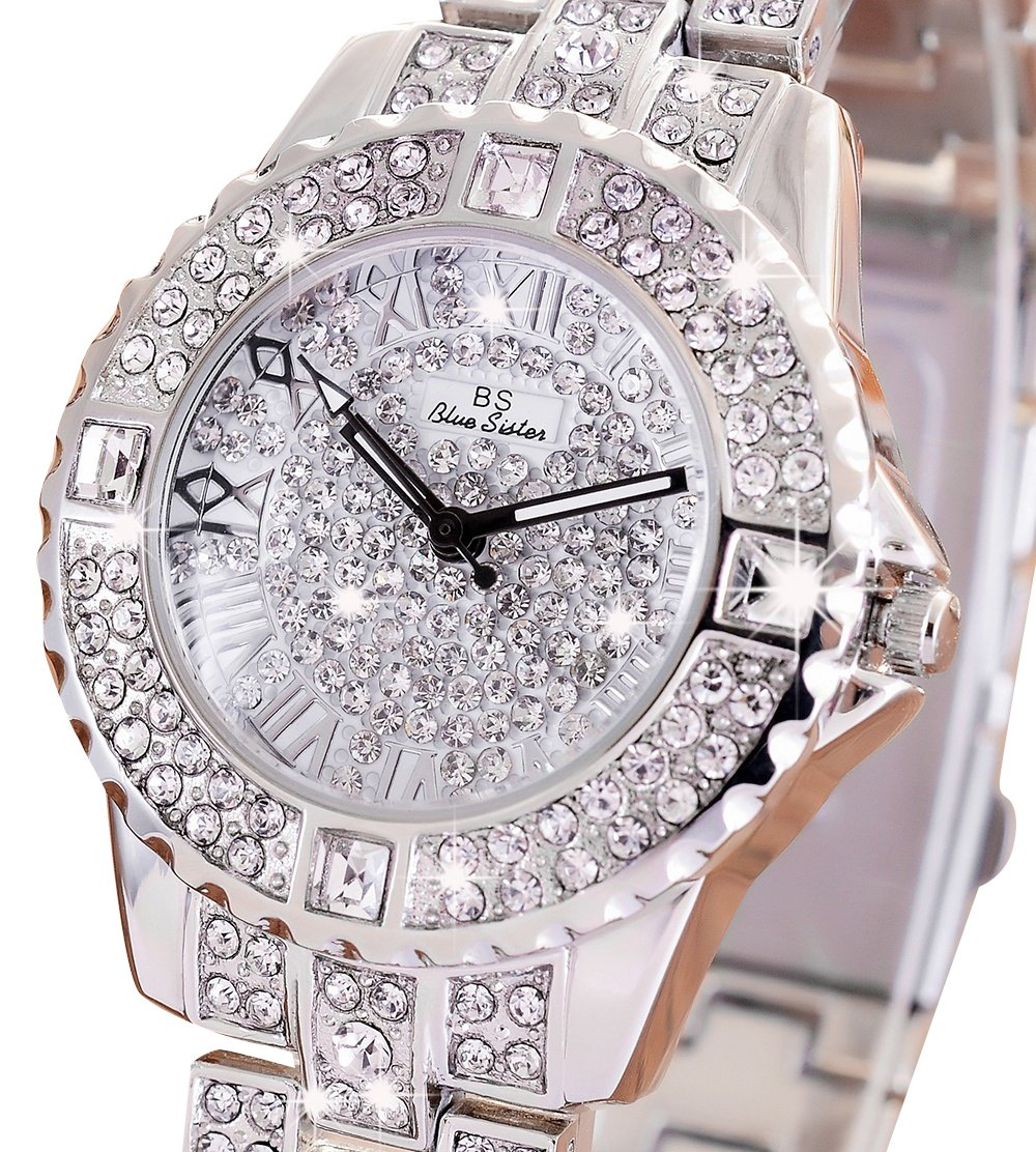 Women Casual Watches Female Diamond Wristwatch Quartz Watch Fashion Ladies Wrist Watch