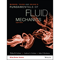 Munson, Young and Okiishi's Fundamentals of Fluid Mechanics, 8th Edition