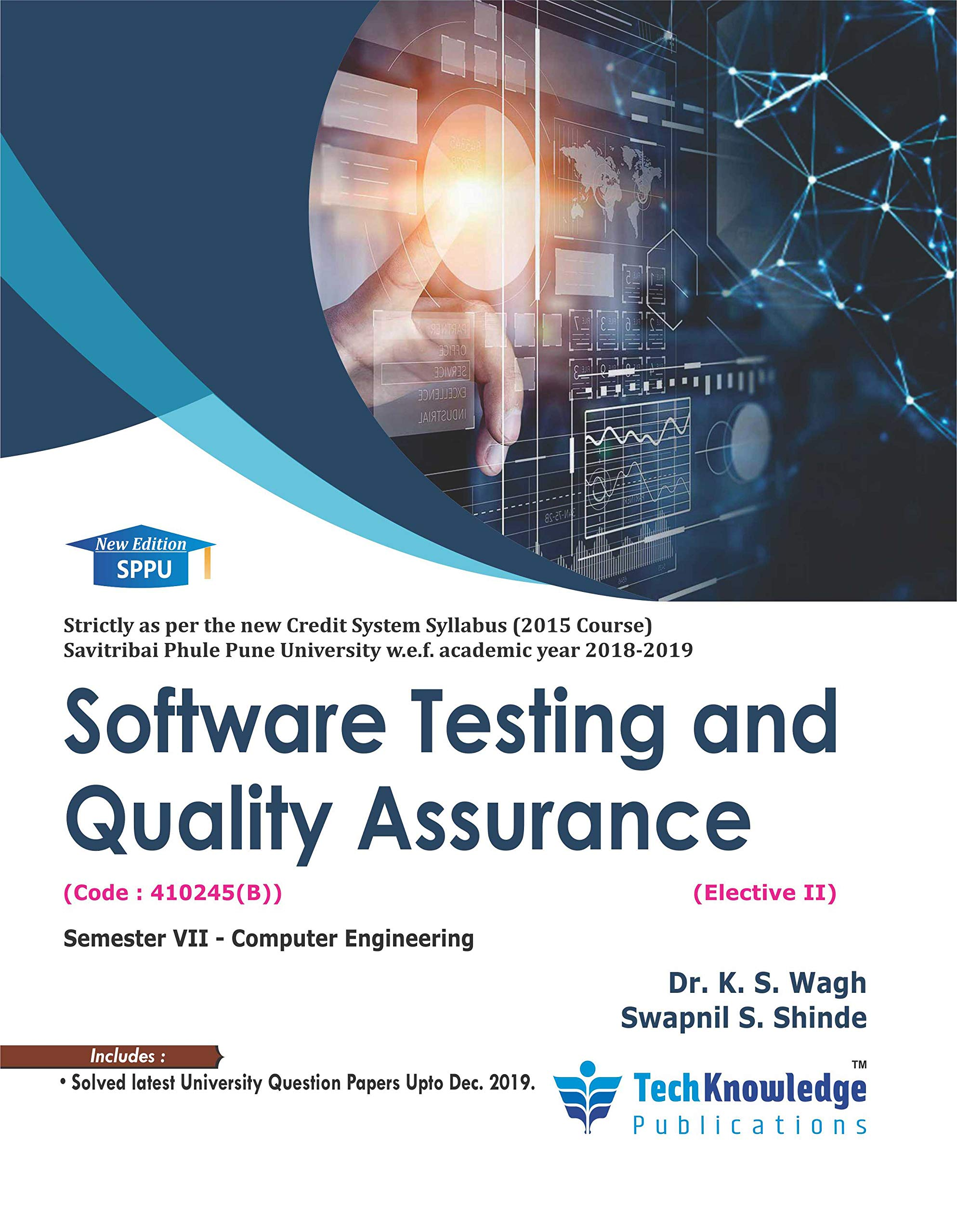 Software Testing and Quality Assurance For SPPU B.E. Computer Engineering Sem 7