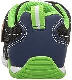 TSUKIHOSHI Boys' Kaz Sneaker, Navy/Green, 10 M US