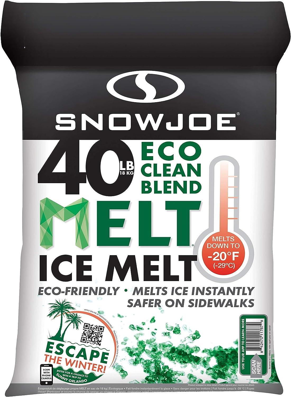 Snow Joe MELT40ECO Eco Clean Ice Melt | 40-Lbs