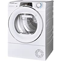 Candy Rapido 10KG Condensor Dryer - HeatPump - Clothes Dryers - White - WiFi+BT - ROH10A2TCE-19
