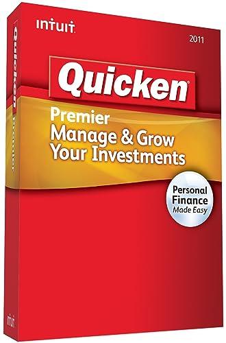Quicken Premier 2011 - Old Version