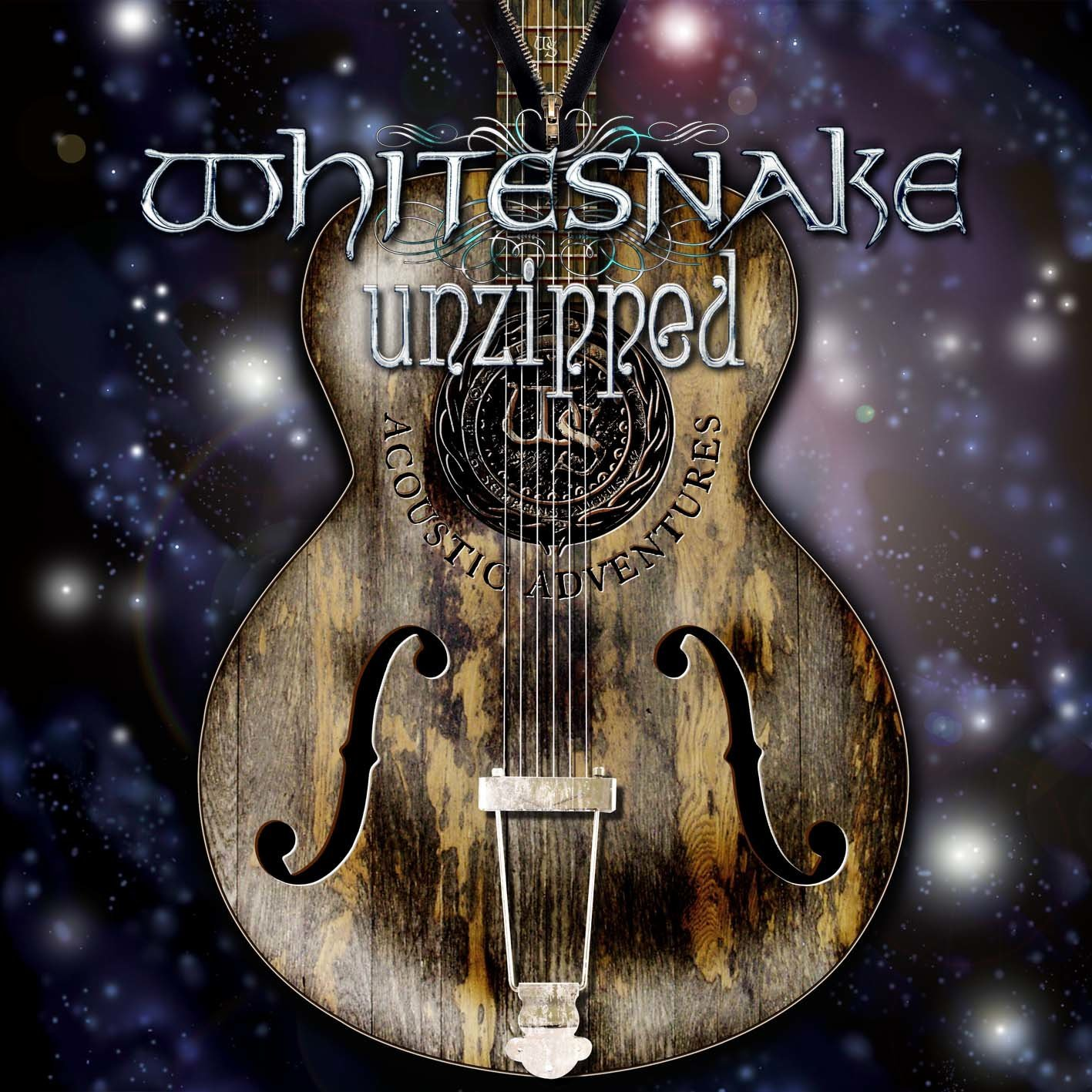 CD : Whitesnake - Unzipped (Deluxe Edition)