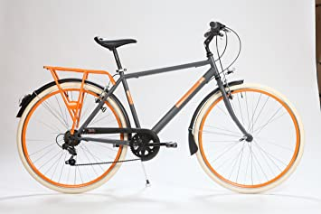 LA Spritz: Bicicleta Paseo Hombre 7 velocidades: Amazon.es ...