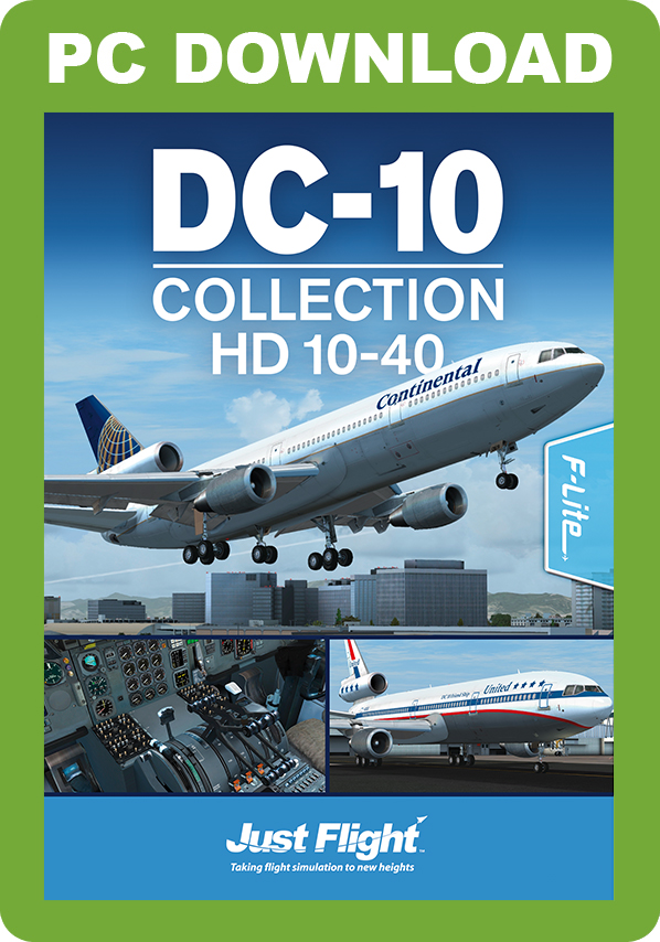 DC-10 Collection HD 10-40 [Download]