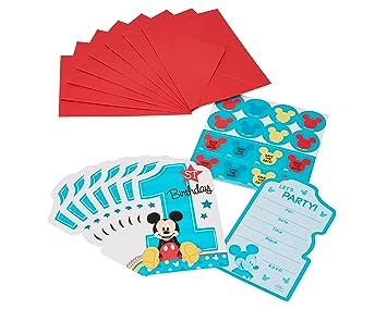 Amazon.com: Disney© - Tarjeta de felicitación de cumpleaños ...