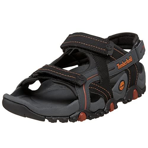 protestante Admitir flojo  Timberland Men's Black Sandals and Floaters - 7.5 UK: Buy Online at Low  Prices in India - Amazon.in