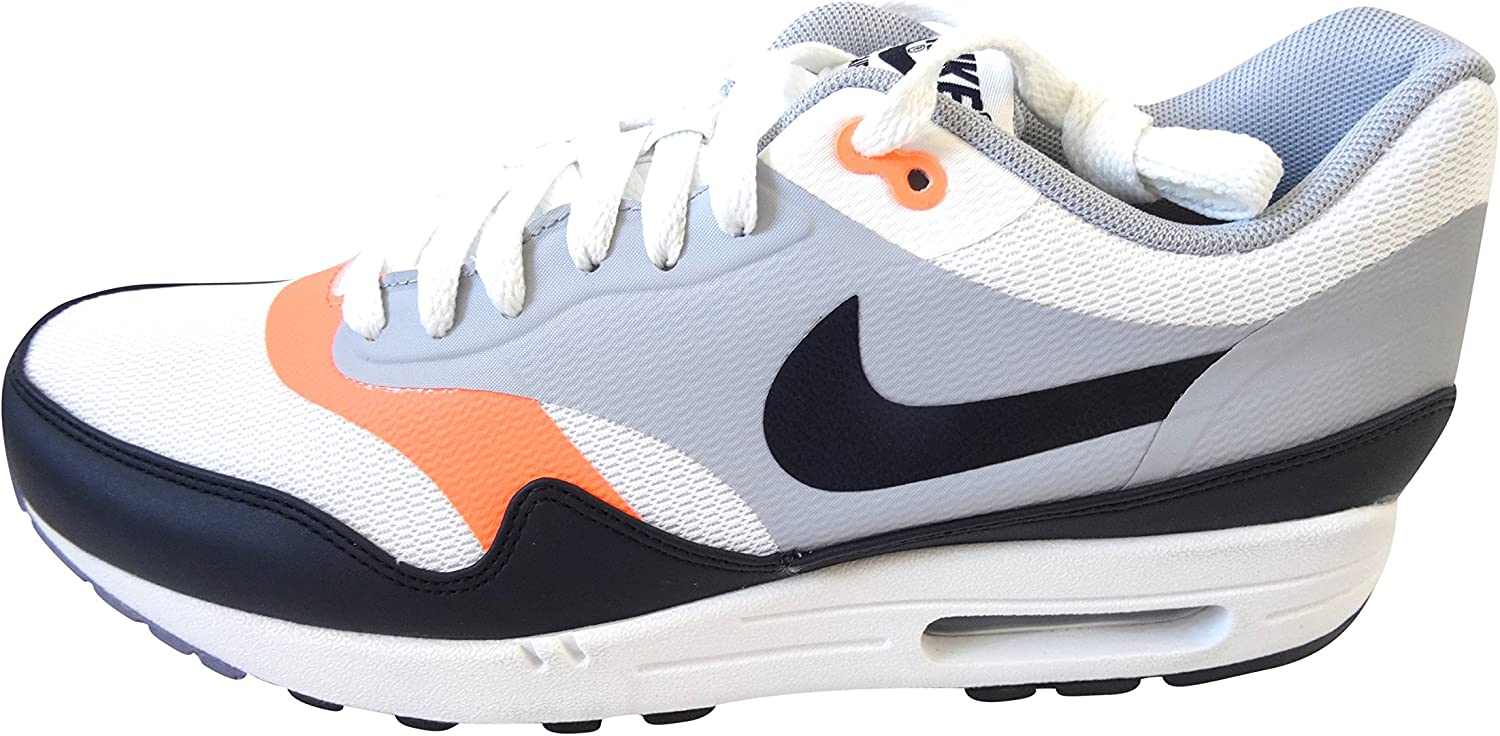 Amazon.com | Nike air max 1 HYP Hyperfuse Mens Trainers 543213 100 ...