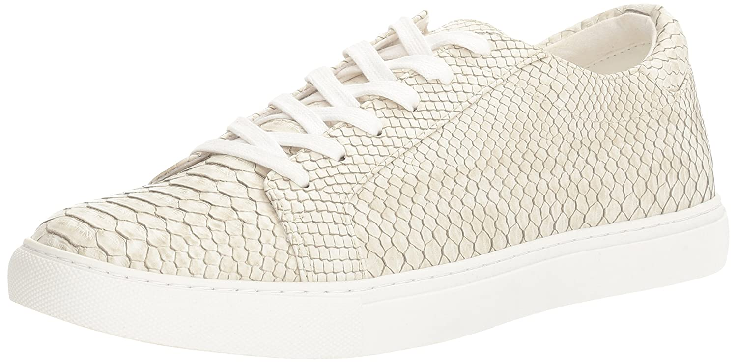 Kenneth Cole REACTION Women's Kam-Era Fashion Sneaker B01L9WJX6E 8.5 B(M) US|Cloud/Embossed