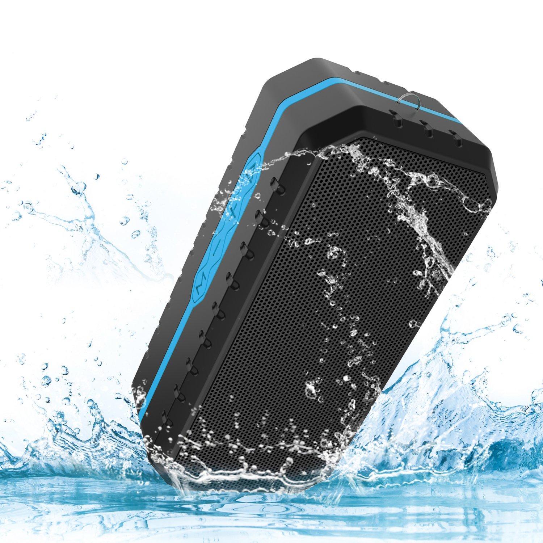 Amazon.com: Ifecco Portable Bluetooth Speaker, Wireless Waterproof ...