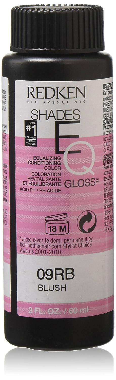 Redken Shades EQ Gloss for Women Hair Color, Blush, 2 Ounce