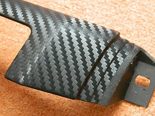 Pellicole per listelli decorativi per interni per BMW E46 Compact effetto carbonio 3D