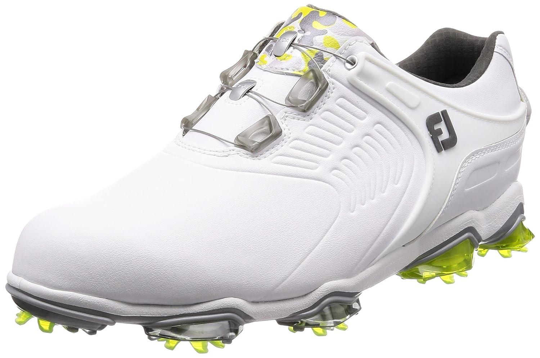 [フットジョイ] ゴルフシューズ ツアーエス メンズ B07B7PTMFX 27.5 cm ホワイト