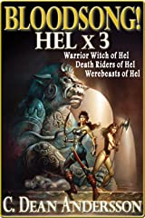 Bloodsong! — Hel X 3 Kindle Edition