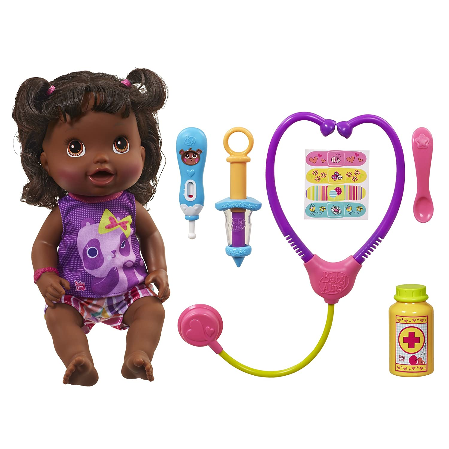 Baby Alive Make Me Better Baby Doll Amazon Toys & Games