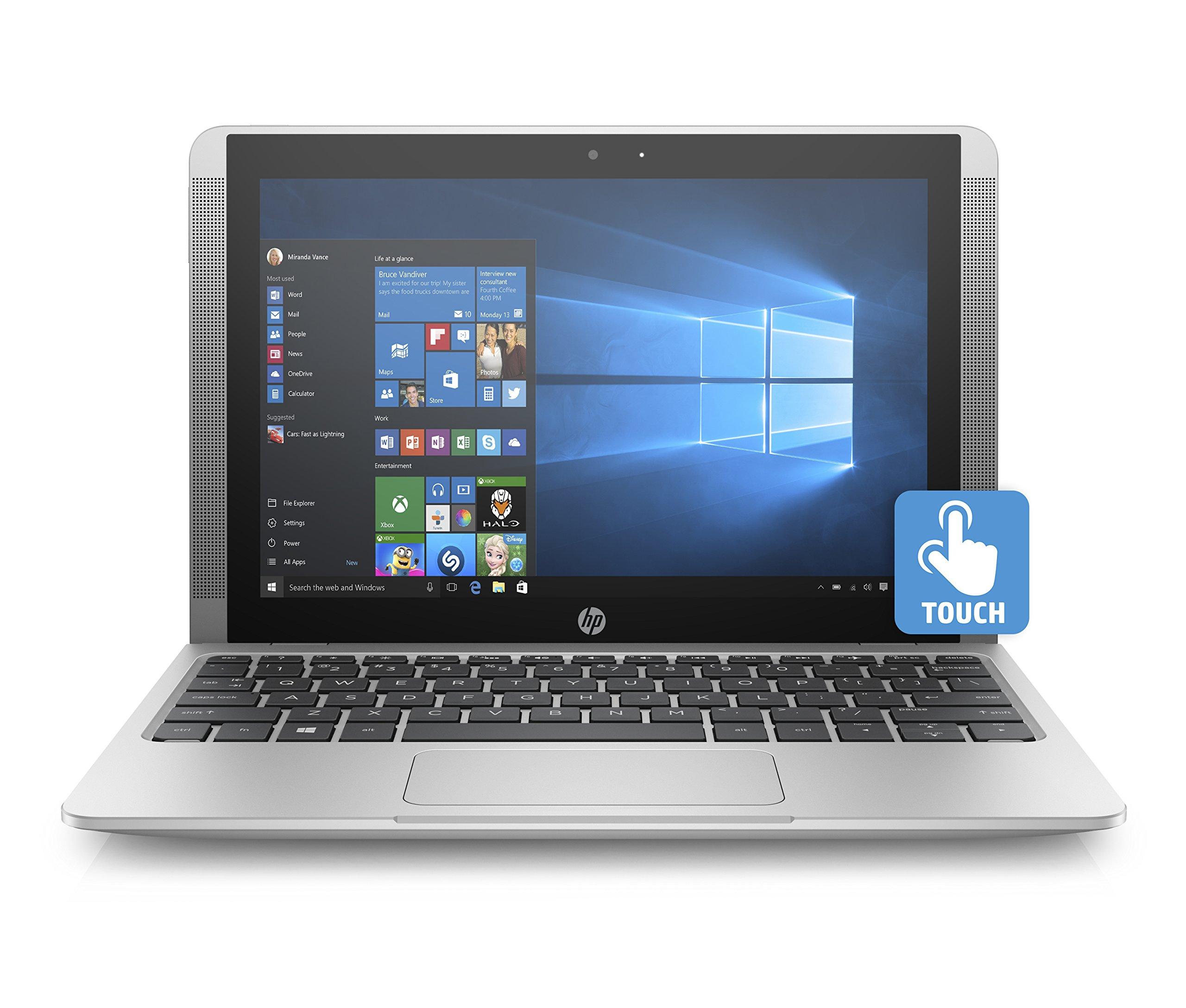 HP X2 Detachable Intel Atom X5 Z8350 2GB RAM 32GB EMMC