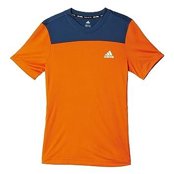 adidas YB G GU Tee - Camiseta para niños, color naranja, talla 164: Amazon.es: Zapatos y complementos