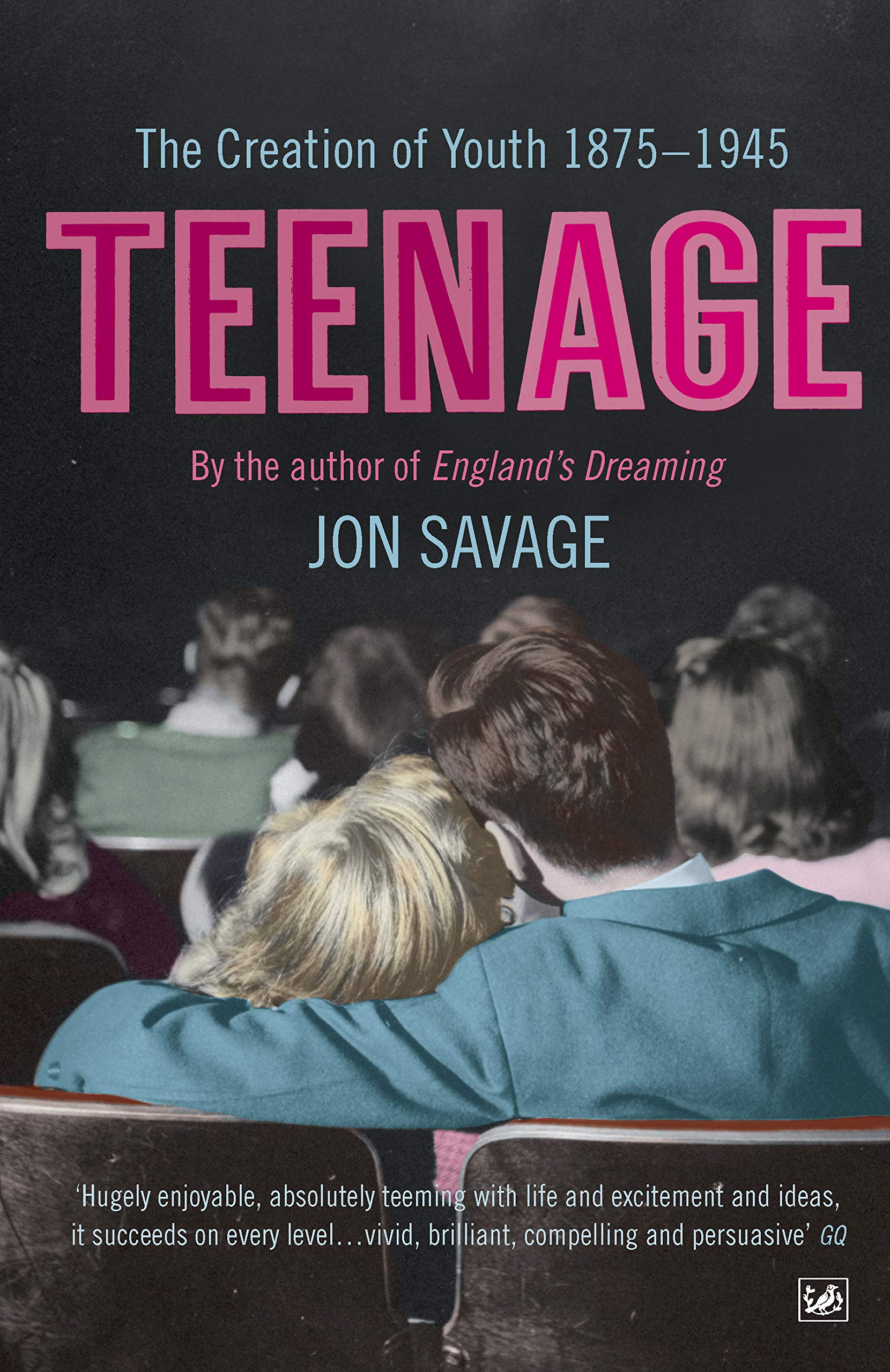 1875-1945 Teenage The Prehistory of Youth Culture