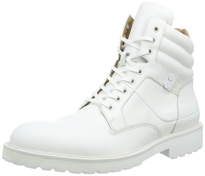c2928e913da G-STAR RAW Men, Sneaker, Tanker Boot, White (Bright White-1322), 6 ...
