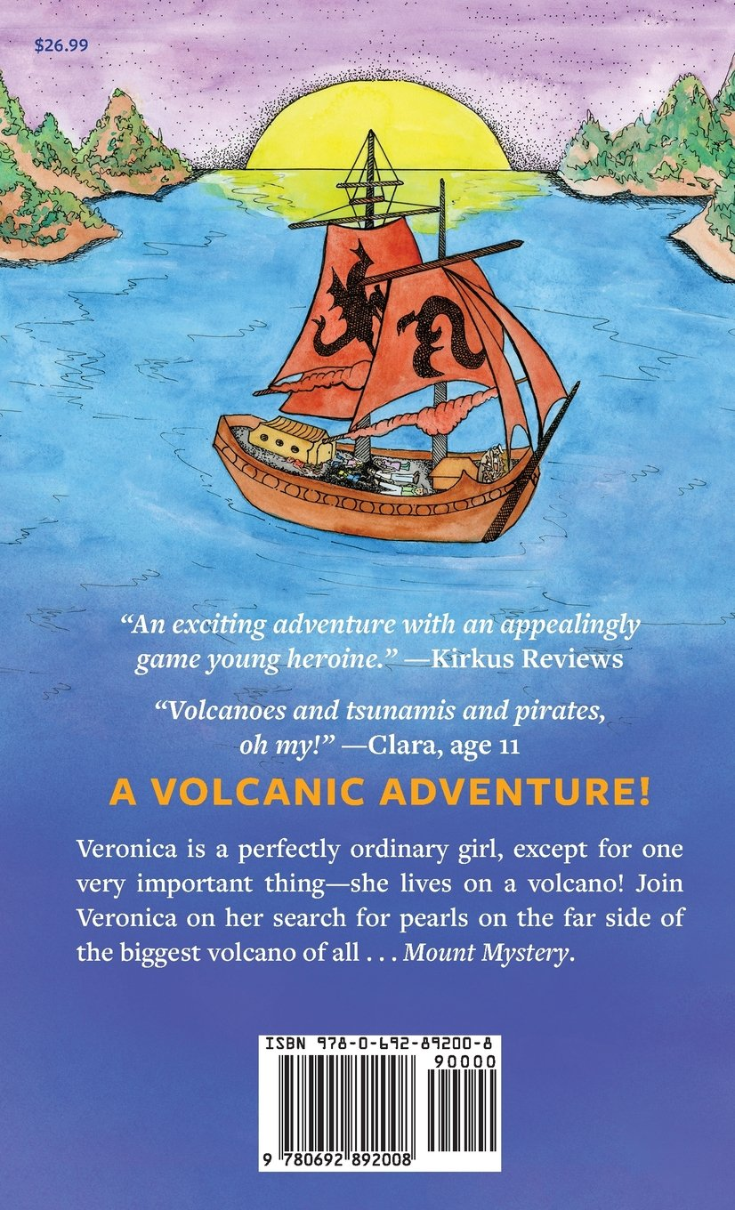 Amazon: Veronica And The Volcano (9780692892008): Geoffrey Cook,  Gabrielle Shamsey: Books