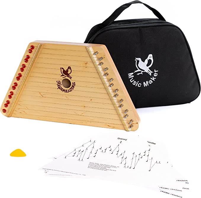 Music Maker Lap Harp Collection Especial