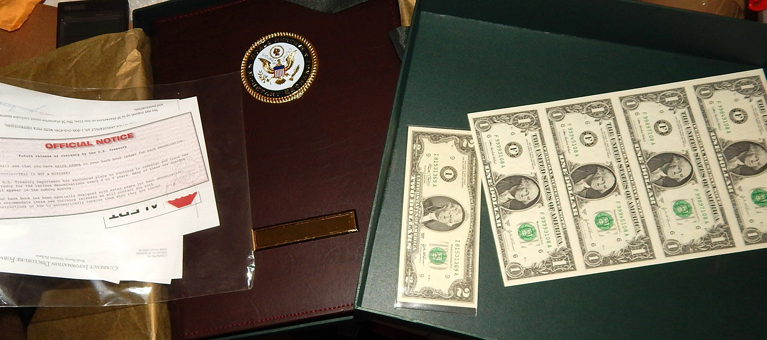World Reserve Monetary Exchange Money Ledger (World Reserve