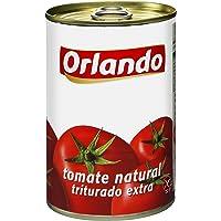 Orlando Tomate Natural Triturado - 400 g