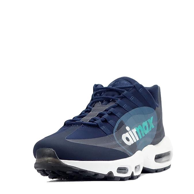 new concept cc50f 66a92 Nike Air MAX 95 NS GPX para Hombre aj7183 - 400  Amazon.com.mx  Ropa,  Zapatos y Accesorios