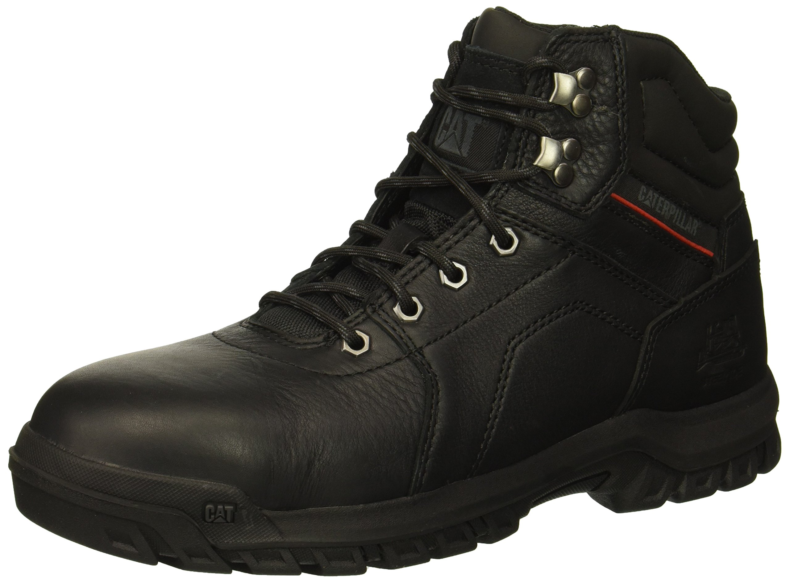 Caterpillar Men's Diffuse Steel Toe Industrial Boot, Black, 10 Medium US