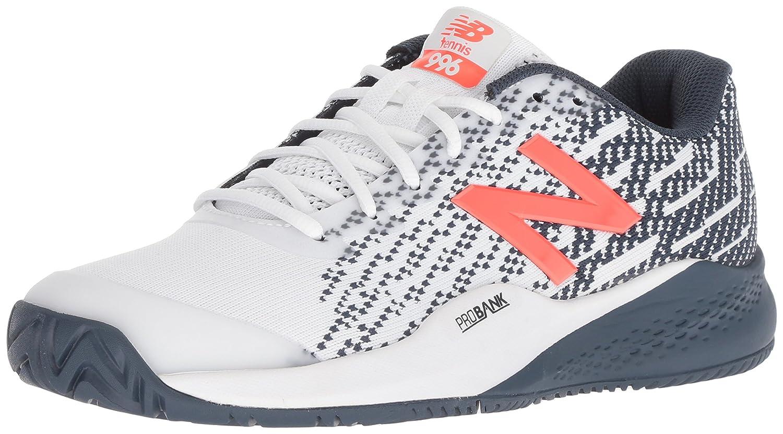 New Balance - - Männer MCH996V3 Schuhe, 44.5 EUR - Width D, Weiß Petrol