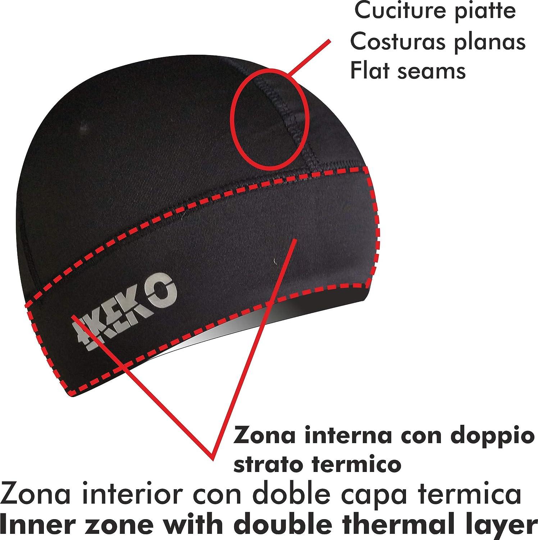 Gorro Winter EKEKO TEIDE, Running, Ciclismo y Deportes de Invierno ...