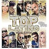 TOP LATINO CD + DVD SUPER EXITOS