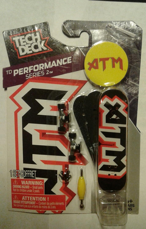 Tech Deck ATM Performance Series 2 Finger Skateboard