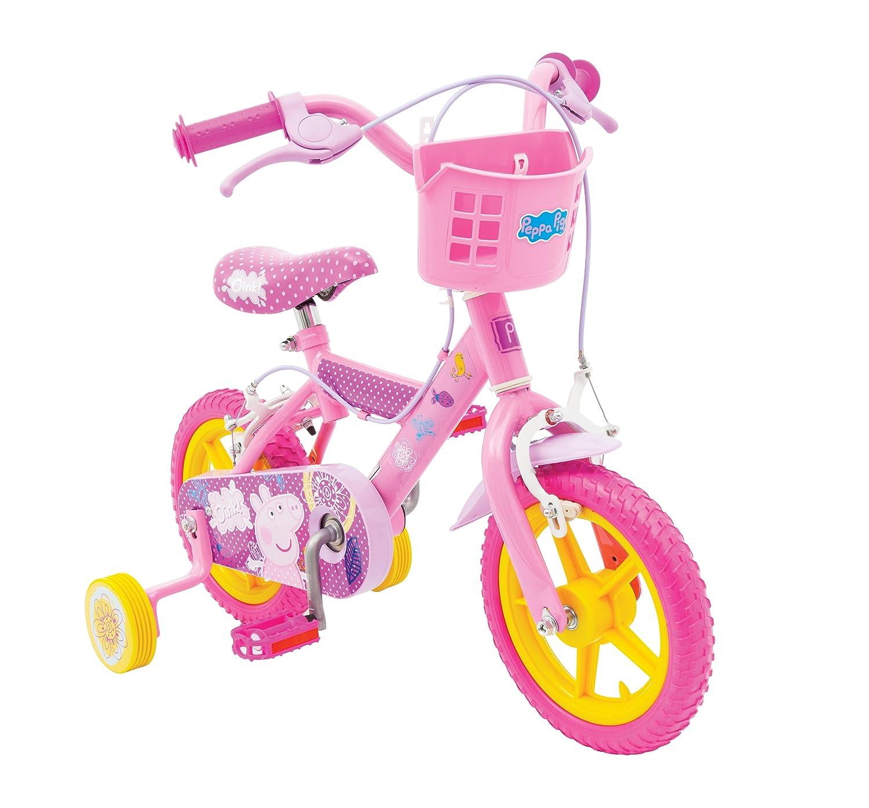 Peppa Pig Peppa Pig Bike Pink 12 Inch Sports