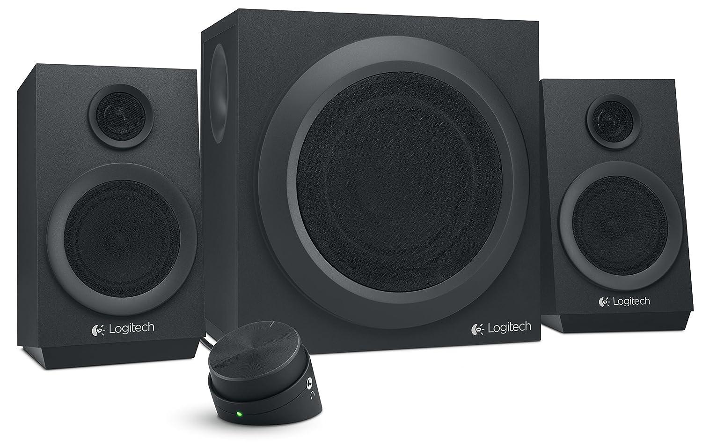 Logitech Z333 80 Watts Multimedia Speakers
